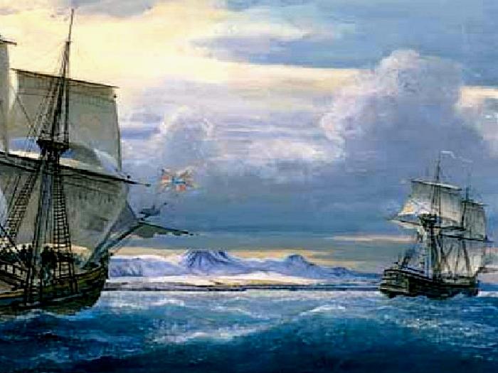 корабли петр и павел